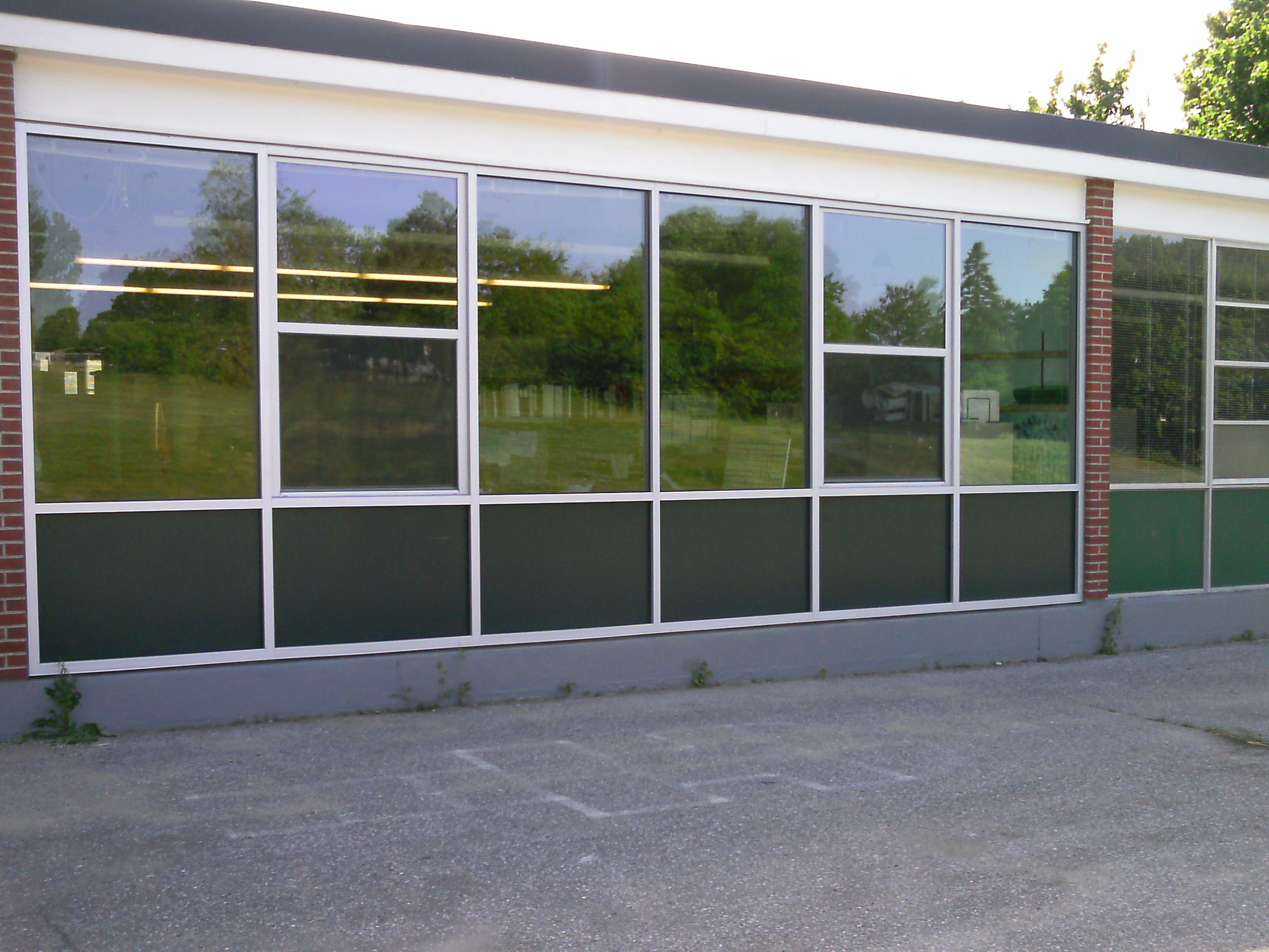 Replacement windows doors for Commercial windows